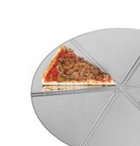 Pizza trays with handle
