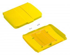 R390790 Coperchio Portasacco 150 L Con Tabella Porta-Note