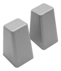 R590770 Set Rialzi per Strizzatore O-Key - Grigio