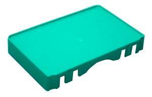 T090795 Piatto Magic Reggi-Sacco - Verde