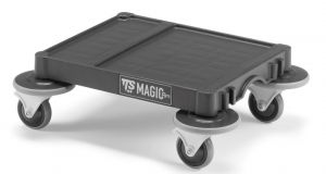 T99080E33 Base Magicart Piccola Con Paracolpi - Antracite -