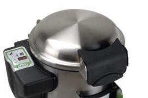 F3329 Coperchio in acciaio inox per lavatartufi Fama