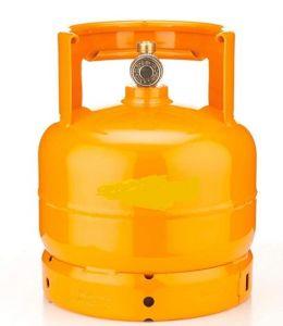AB2 Bombola gas 2 kg vuota per carrelli flambè