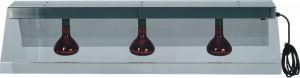 PIA4714 Telaio 1 lampada infrarossi da appendere