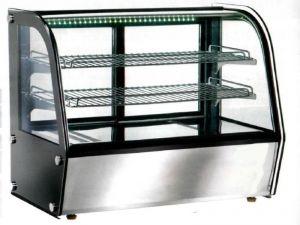 VPH120 Vetrina riscaldata ventilata da banco 71x58x67h