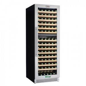 VI180D ENOLO Ventilated Wine Cellar - Double Temperature - Capacity 379 Lt