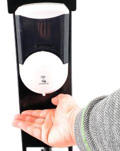 T704855 Distributore automatico elettronico a sensore di sapone liquido