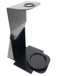 T779053   2 Supporti da Tavolo per Igienizzante mani ideale per sale di ingresso e studi medici