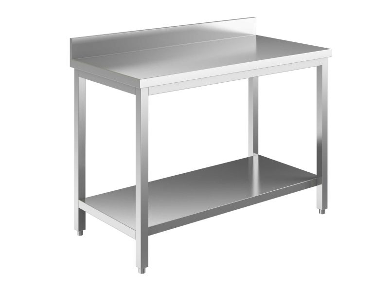 EUG2316-09 tavolo su gambe ECO cm 90x60x85h-piano con ...