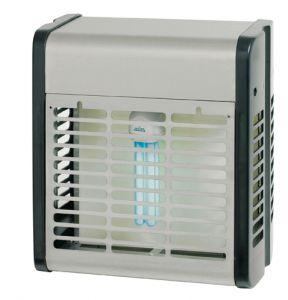 T903001 Sterminatore d'insetti Insettivor Fluo acciaio inox 40 W con carta moschicida