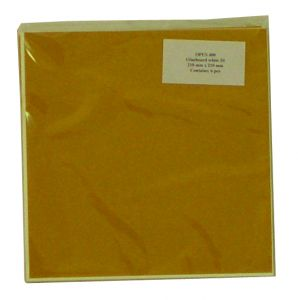T903041 Spare glue boards 6 sheet for insect killer Insettivor Fluo 205x205 mm