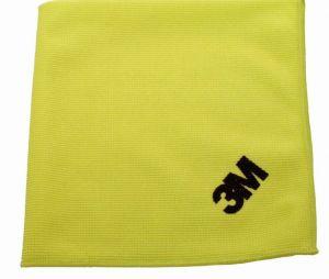 3M-17827 Panno microfibra Essential 2012 giallo (50 pz.)