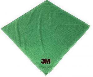 3M-17831 Panno microfibra Essential 2012 verde (50 pz.)