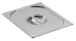 CPR1/6 Coperchio 1/6 in acciaio inox AISI 304