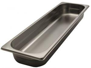GST2/4P020 Contenitore Gastronorm 2/4 h20 in acciaio inox AISI 304