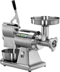 12ATM Mincer - Electric combined grater - single phase