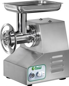 22TST Electric meat grinder in stainless steel - Three-phase