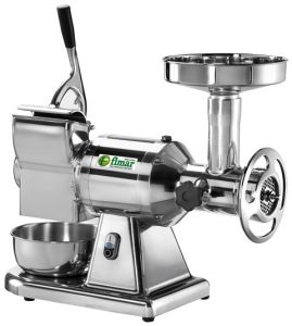 22TT Grinder electric grater - Three Phase