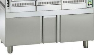Open cabinet for B80  lava stone - Fimar