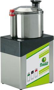 CL8M Cutter elettrico 750W 1400giri capacità 8 litri - Monofase