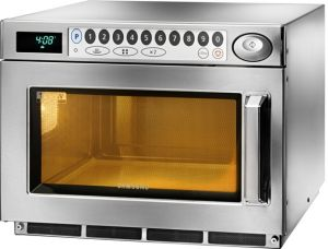 CM1929A Samsung microwave oven in stainless steel 3,2 kW digital 26 liters