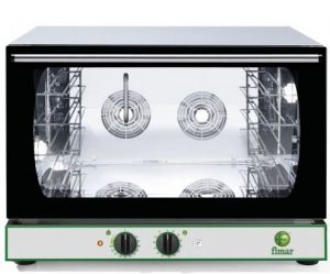 CMP4GPMIM Fimar mechanical convention oven - Single phase