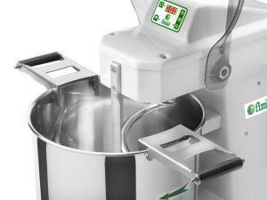 CNSM Handles for extraction pot mixer spiral CNS