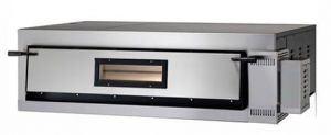FMD6T Electric oven pizza digital 9 kW 1 room 72x108x14h cm - Three Phase
