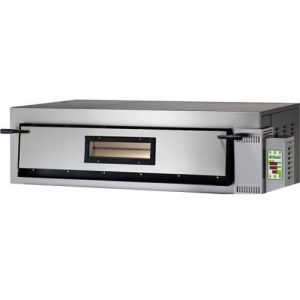 FMD9M Digital electric pizza oven 13.2 kW 1 room 108x108x14h cm - Single phase
