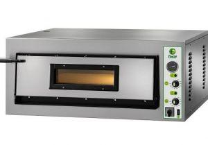 FME6M Forno elettrico pizza 7,2 kW 1 camera 61x91x14h Monofase