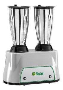 FR2150I Frullatore doppio 350+350W bicchieri inox 1,5+1,5 litri