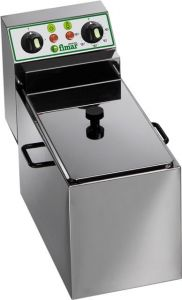 FR8 Electric fryer 8 liters basin