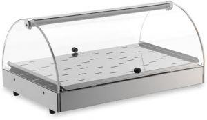 MI-7010 - Showcase heated - a floor dim. 50X35X20