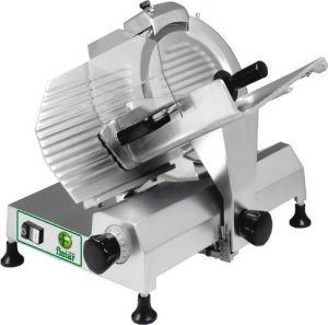 HL300T Blade gravity slicer Ø300mm block - Three-phase