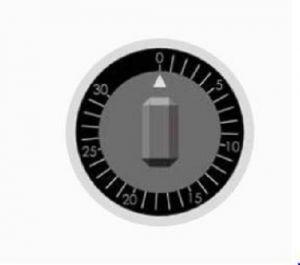 IMPSTIMM Mechanical timer for spiral kneader
