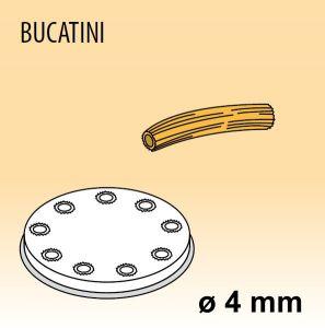 MPFTBU8 Brass bronze alloy nozzles BUCATINI for pasta machine