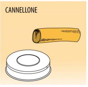 MPFTCN8 Brass bronze alloy nozzles CANNELLONE for pasta machine