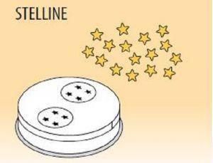 MPFTST25 Brass bronze alloy nozzles STELLINE for pasta machine