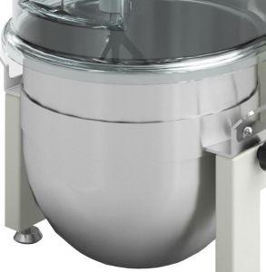 Stainless steel bowl for planetary model PLN12BV - Fimar