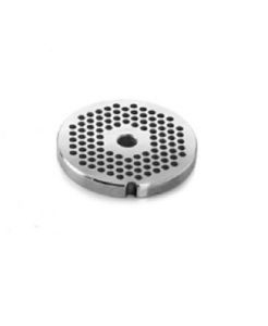 PU32  Stainless steel unger plate 2-2.5 mm holes for meat mincer Fimar series 32