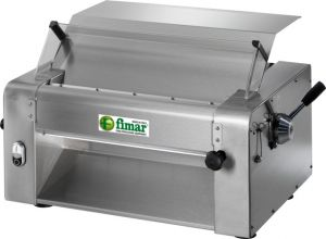 SI520T Pizza and pasta Electric rolling machine pair of rollers 520 mm - Three Phase