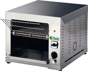 TOCS Continuous bread slice toaster 2660W
