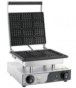 WM15 Machine for rectangular Waffel model