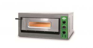 B8M - Pizza oven INOX 4 PIZZA 36 cm Single-phase B8