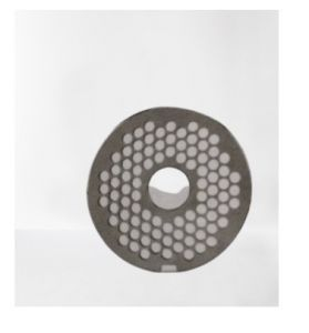 F0407 - Replacement 3 mm plate for meat mincer Fama MODEL 12