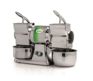 FGD100 - Double GD Grater - Three Phase