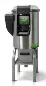 FP110 -Pelapatate 10 KG con basamento alto,  cassetto e filtro incluso
