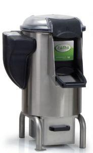FPC107 - Puliscicozze 10 KG con cassetto e filtro incluso - Trifase