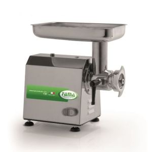 FTI126 - Meat mincer TI 12 - stainless steel coated - Three phase