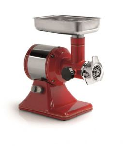FTSR126 - Meat mincer RETRO 'TS12 R - STEEL - Three phase